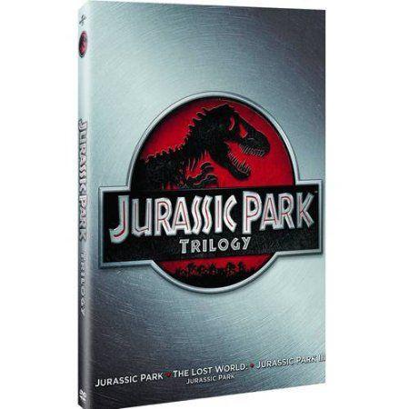 Jurassic Park Trilogy: Jurassic Park / The Lost World: Jurassic Park / Jurassic Park III (Anamorphic Widescreen) - Walmart.com