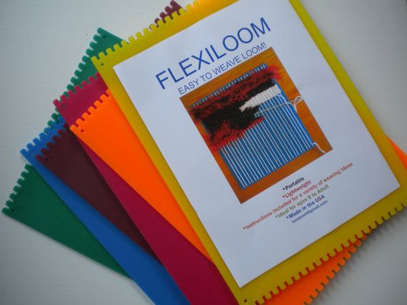 Quotes a satisfied user of Flexiloom Best loom board by LoomnArt, $12.00