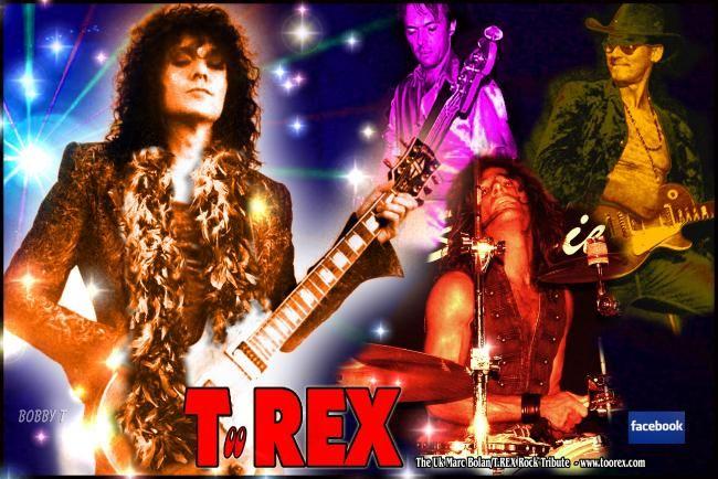 t rex band - Google'da Ara