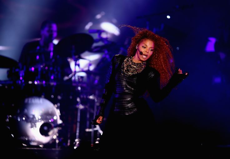 Did Janet Jackson Just Announce She's Pregnant?