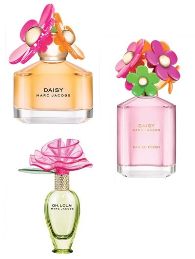Marc Jacobs Sunshine Collection