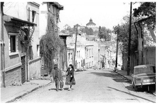 Străzile în pantă din cartierul Uranus-Antim | Bucurestii Vechi si Noi