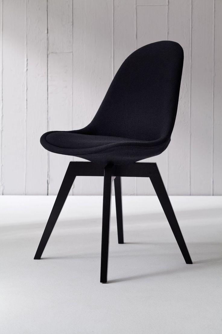 25 beste idee n over zwarte eetkamerstoelen op pinterest eettafel eetkamer modern en - Moderne eetkamerstoel eetkamer ...
