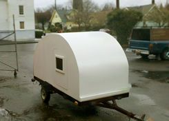 First off, I originally documented this on my arts and crafts blog, Make It With Jason. I wanted to build a teardrop trailer that I could take camping aroun...