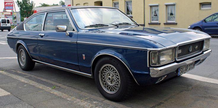 Alle Größen | Ford Granada Coupe´ Turbo May | Flickr - Fotosharing!