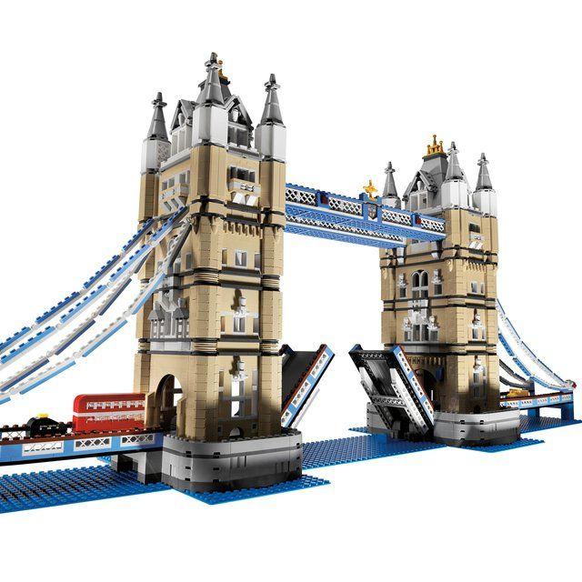 Fancy - LEGO Tower Bridge