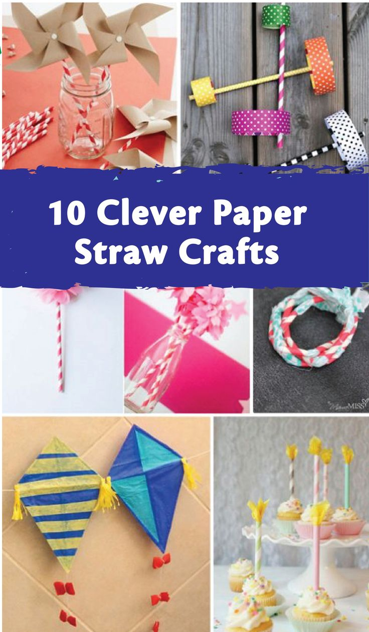 10 CLEVER WAYS TO PLAY WITH PAPER