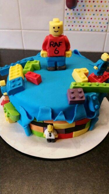 Lego taart