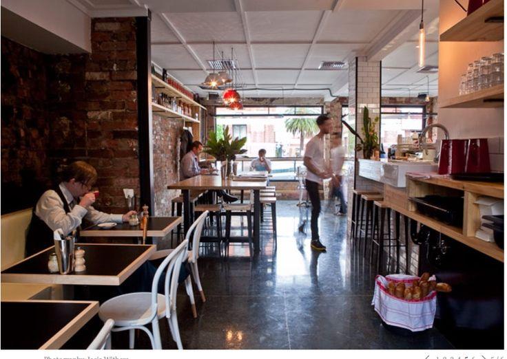 Italian Restaurant Lower Richmond Road
