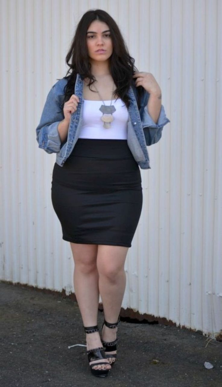 40 of the Trendiest Plus-Size Outfit Ideas for Women This Year