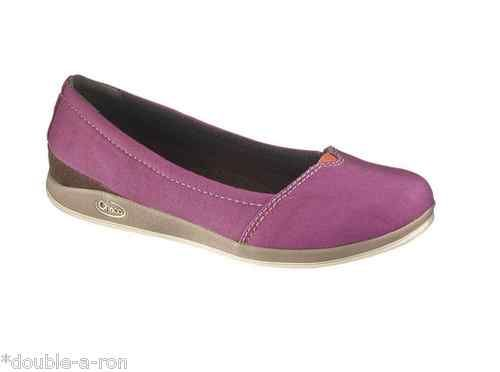 NEW #Adult #Womens #Chaco Elleton Slip On #Flat Beet #Red Size 7 On Sale $55.94