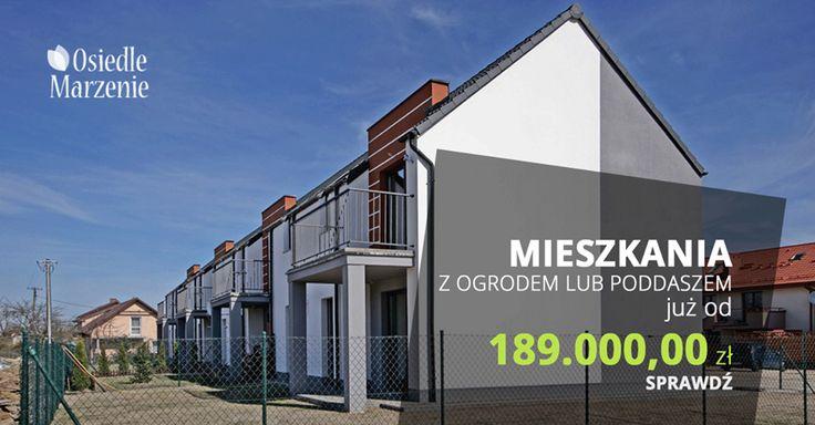 Marzenia spełniają na: www.domjakmarzenie.eu - sprawdź  Teraz - nowa niższa cena ostaniach 3 mieszkań na Osiedlu Marzenie w Baninie! Dodatkowo przy zakupie mieszkania otrzymasz zwrot kosztów zakupu materiałów wykończeniowych do kwoty aż 5000zł!  Nie zwlekaj! Z nami spełnisz swoje marzenia i zaoszczędzisz!  #tyszkiewicz #dom #mieszkanie #trojmiasto #morze