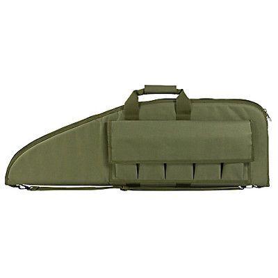 """NcStar Gun Case (36""""L X 13""""H)/Green CVG2907-36"""