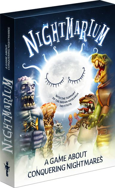 A game about building nightmares so terrifying you'll see half of them in your dreams afterwards. You have cards representing Night Terrors, and the more of them you combine in the right order, the more monsters will come to life, and the more horrifying they become. Create monsters that will make your opponents gasp in horror. Nourish them with your own fear and make them stronger. Only then will you achieve victory and become the Master of Terror! Each Night Terror is also associ...