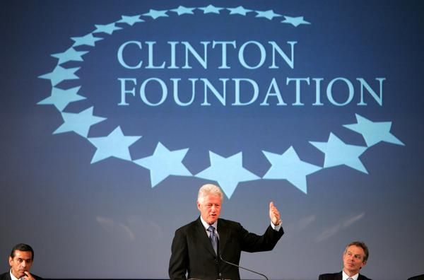 New report compares Hillary Clinton, Donald Trump foundations