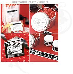 Great Ideas For Heidi S Shower Or Any Old Hollywood Themed Party Wedding Themes