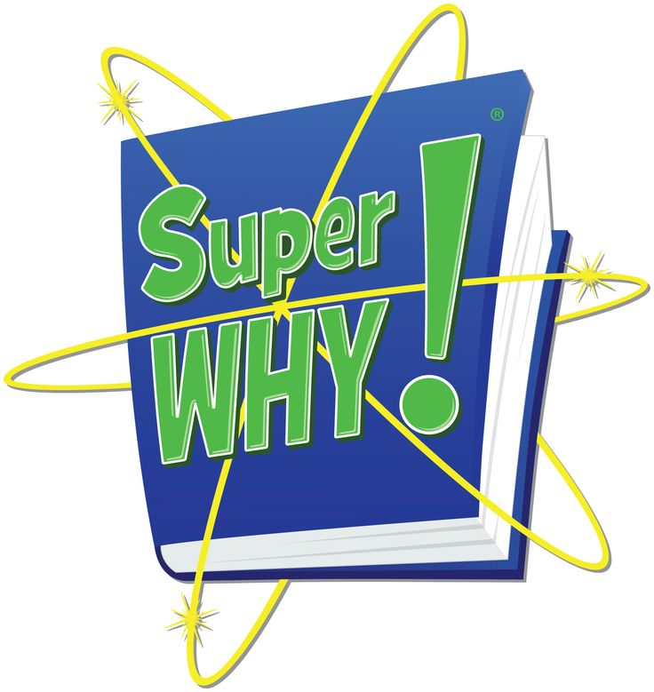 printable super why logo - Google Search