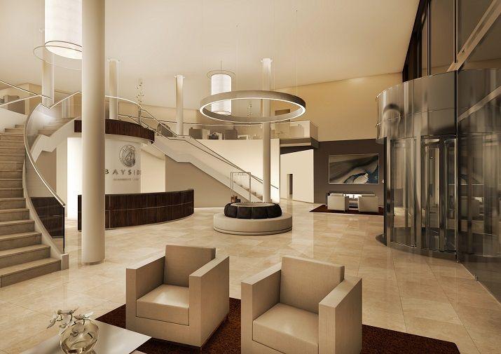"""""""Es war sicher keine leichte Übung, für dieses Hotel direkt am Strand ein architektonisch und touristisch perfektes Konzept zu schneidern."""" http://wohn-designtrend.de/bayside-hotel-das-neue-designhotel-an-der-ostsee/#.U2jmT_ldVpv"""