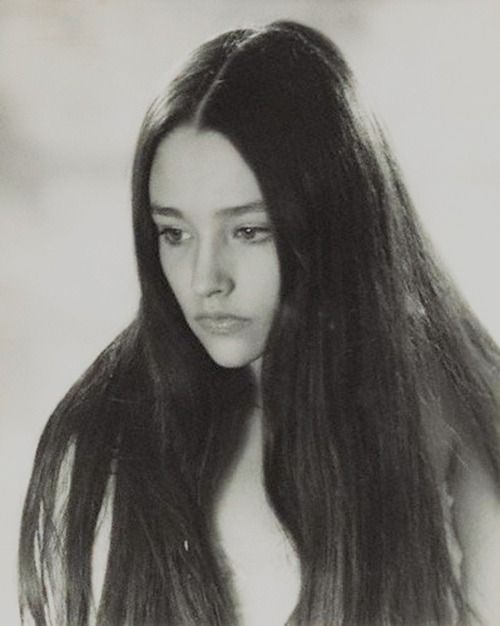 Olivia Hussey : People have said Sophie resembles her!