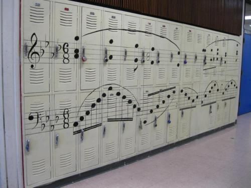 What are the disadvantages of having lockers in schools?