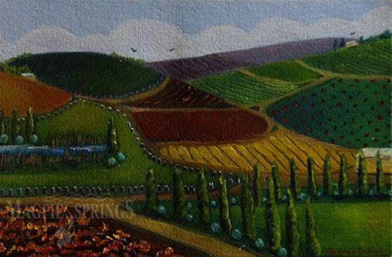 Country Scene – Sharon collins