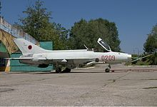 Albanian Chengdu J-7  -- MiG-21 copy built by China