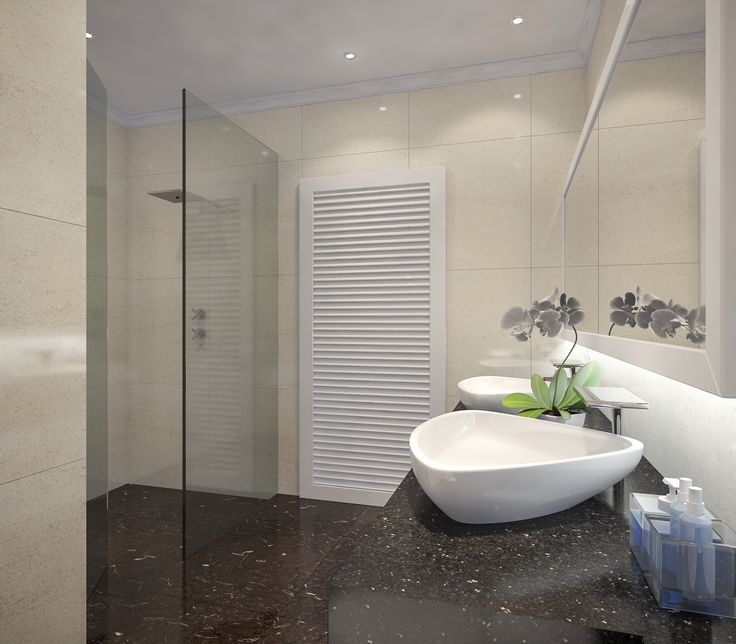 Desain kamar mandi ukuran luas   Portofolio By : Linne (Interior Designer di Sejasa.com)