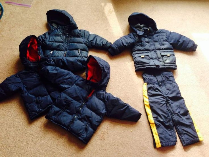 Toddler boys winter GAP warmest coat