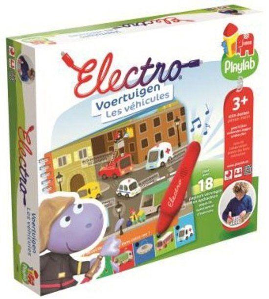 Playlab Electro Wonderpen Voertuigen