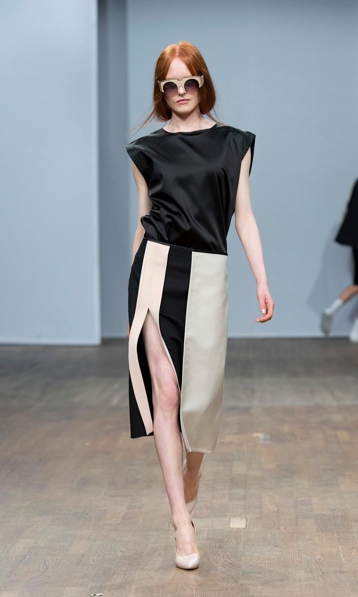 Split Skirt | Altewai Saome SS13