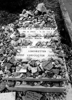 a biography of oscar schindler an ethnic german industrialist and spy Oskar schindler (april 28, 1908 to  was an ethnic german industrialist, german spy,  i would not be alive today if it wasn't for oscar schindler.