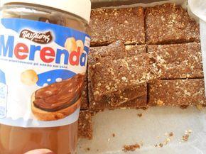 Μπάρες βρώμης για παιδιά - http://www.zannetcooks.com/recipe/mparesvromisgiapaidia/