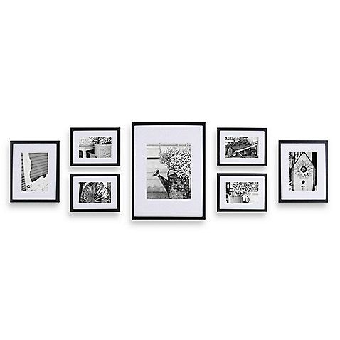 30 best images about photo wall displays on pinterest for Picture hanging template kit