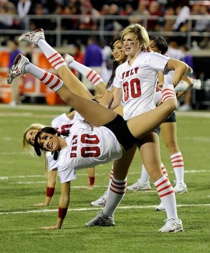 UNLV dance team...this is just awesome!!