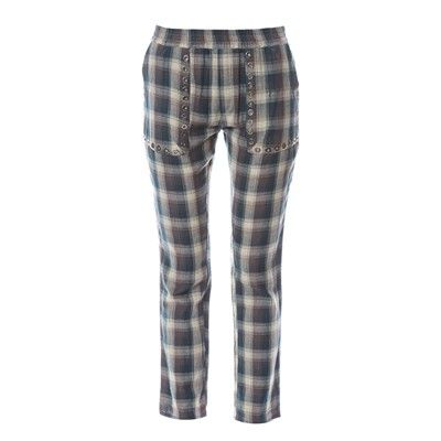 Prezzi e Sconti: #Gat rimon gabin pantalone dritto grigio Donna  ad Euro 132.00 in #Pantaloni casual #Pantaloni