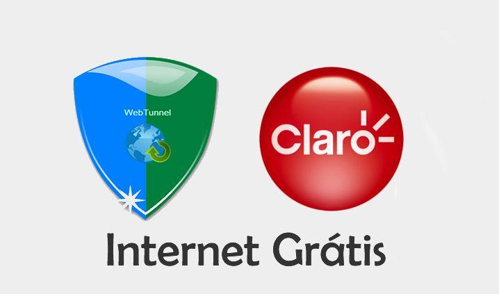 VPN Web Tunnel Claro, saiba como acessa a internet sem ter créditos ou pacotes de internet. É necessário que o sinal de H, H+ ou 4G esteja ativo.