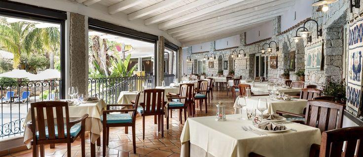 Ristorante Cruccuris Resort #villasimius #restaurantdesign