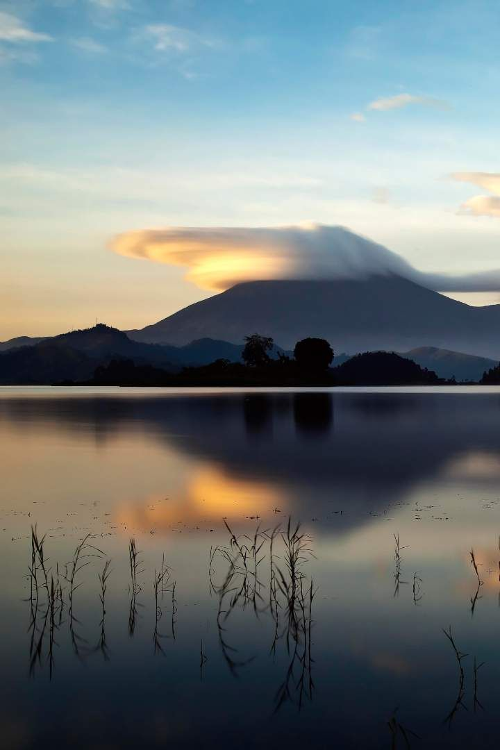 Virunga National Park, Democratic Republic of Congo: Newly accessible, gorillas and a volcano in idyllic surroundings. / #19 on @nytimes's list of 52 Places to Go in 2016 (Photo: Christopher Kidd/500px)