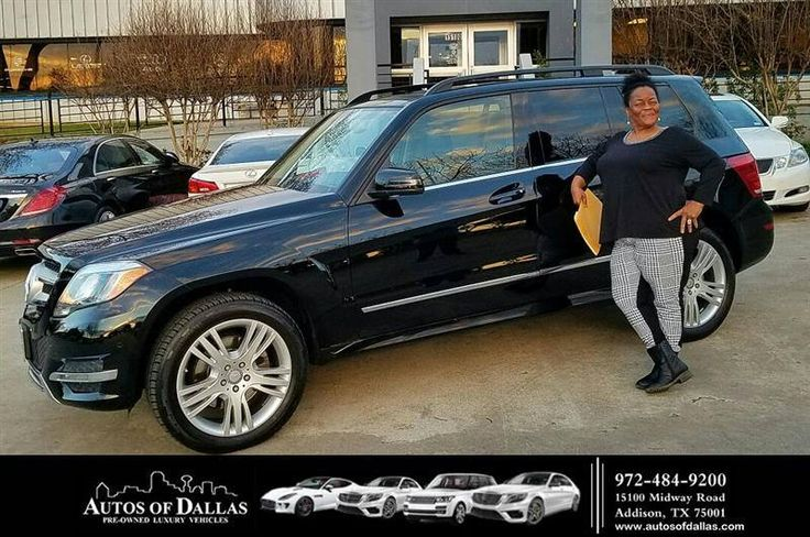 https://flic.kr/p/FcMswW | Congratulations Jeanette on your #Mercedes-Benz #GLK-Class from George Ondarza at Autos of Dallas! | deliverymaxx.com/DealerReviews.aspx?DealerCode=L575