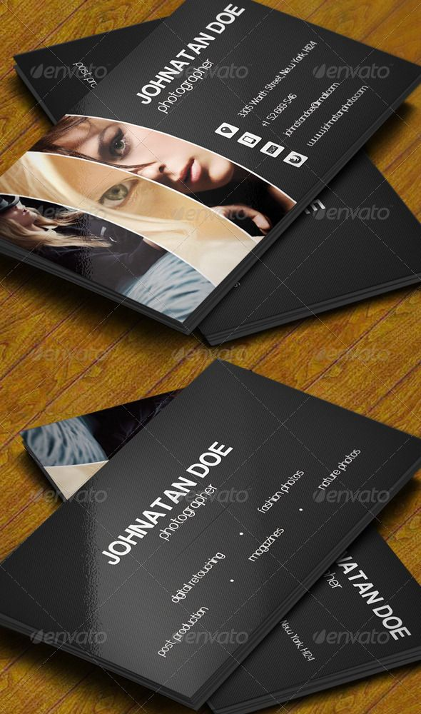 46 best Business Card images on Pinterest | Business card design ...
