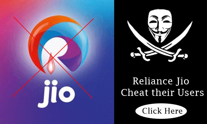 Reliance Jio Cheat their Users :Transfer details to foreign countries