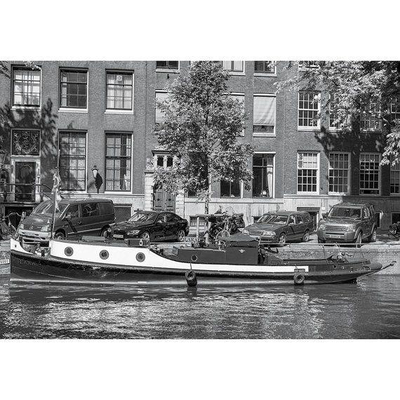 """Amsterdam Canal #5"""
