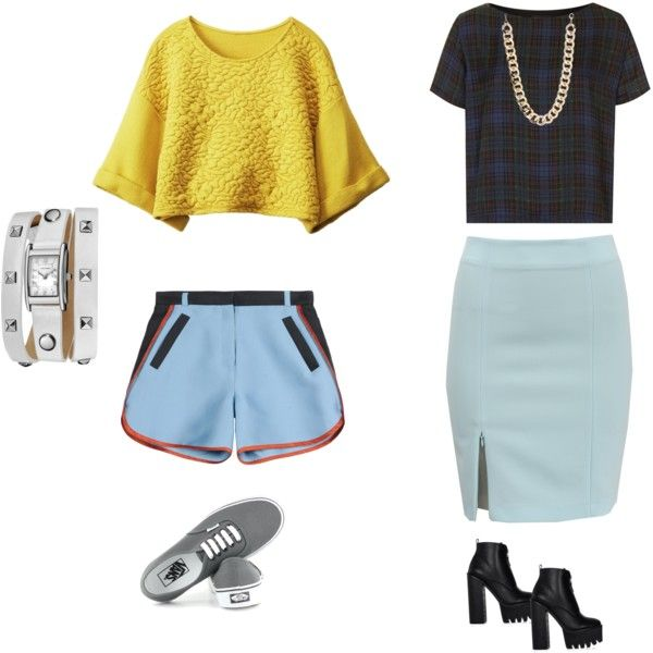 """Casual look that I would wear"" by clarahsu on Polyvore"