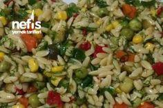 Muhteşem Gün Salatası (Kaşık Kaşık Yendi Bitti) Tarifi
