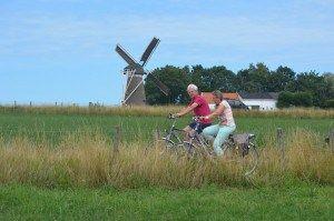 fietstocht stokkum molen