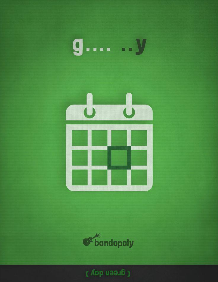 Green Day - Bandopoly