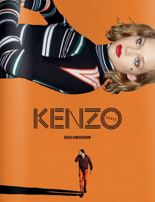 KENZO Ads | Nów