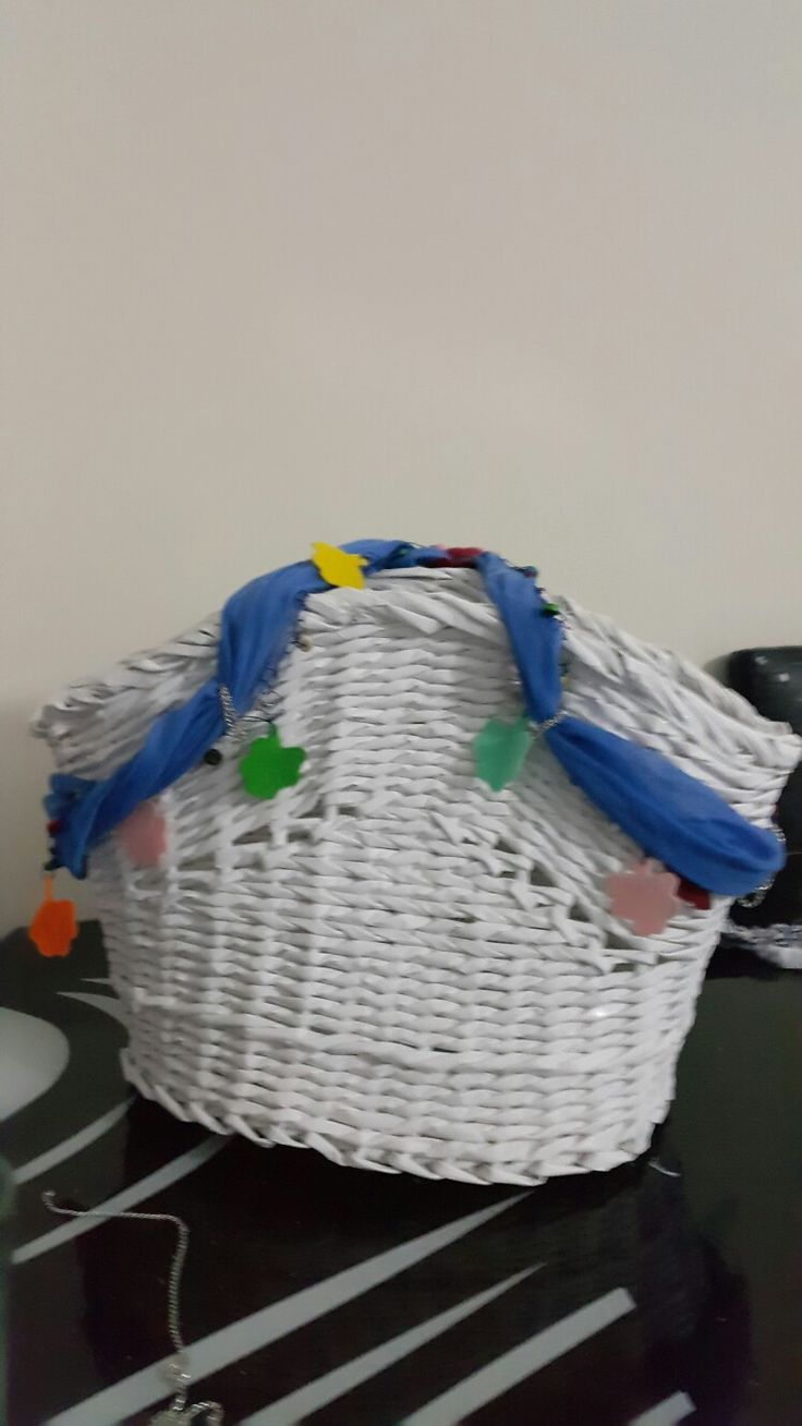 El yapımı kağıt çanta