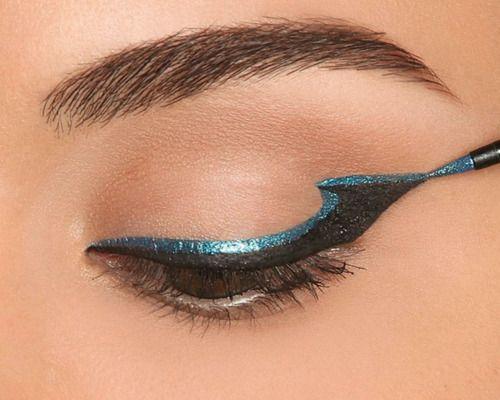 Awesome eyeliner