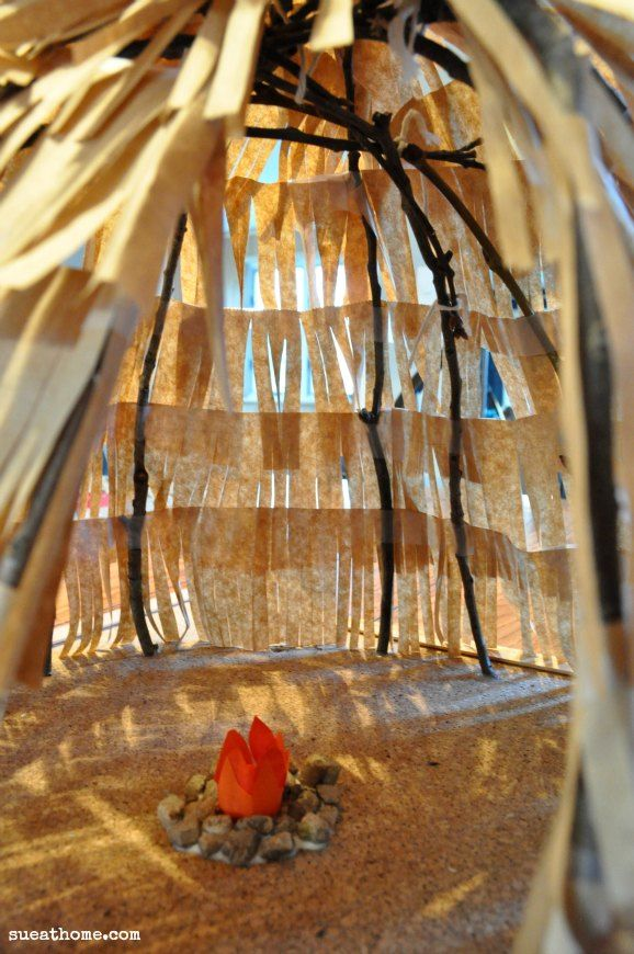 how to build an adobe house for a school project